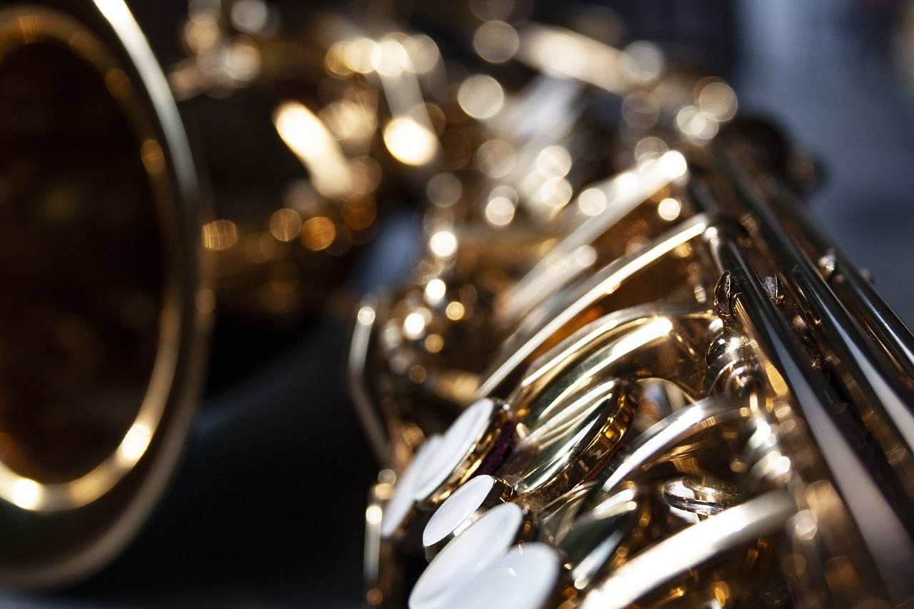 Den sensuella saxofonen