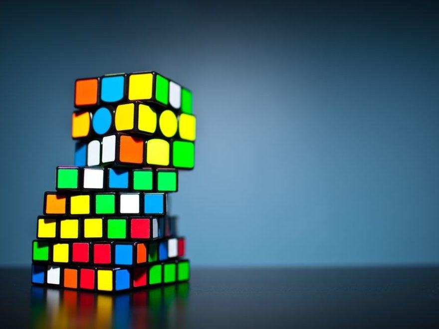 Rubiks kub hos MasterCubeStore